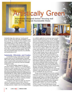 Green building projects showcased