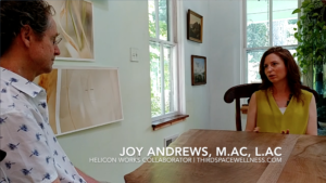 Joy Andrews, Acupuncture and Feng Shui Collaborator